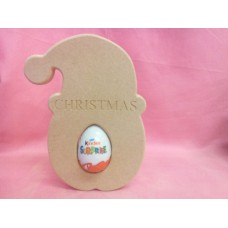 18mm MDF Santa Head Egg holder